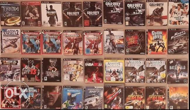 Ps3 Collection
