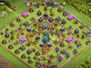 Clash of Clans account TH12