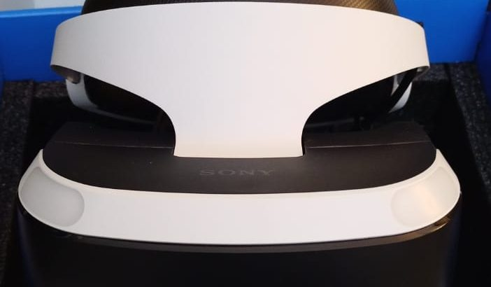 Playstation VR + Playstation Move Barely used